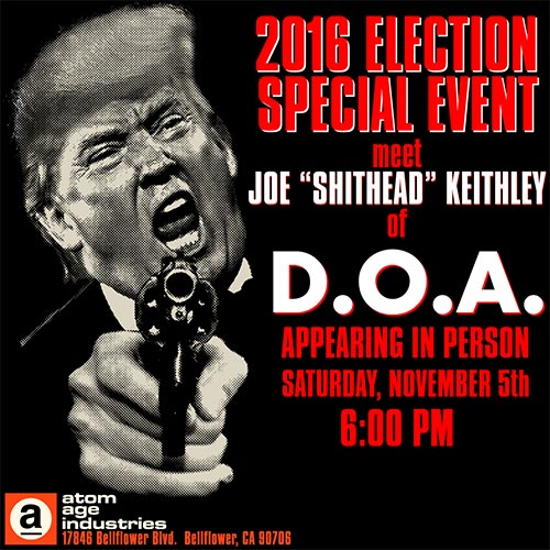 2016 Election Special Event
