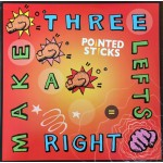 Pointed Sticks - Three Lefts Make A Right LP
