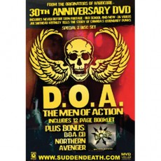 DOA - 30th Anniversary DVD