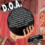 DOA and The Show Business Giants Split LP