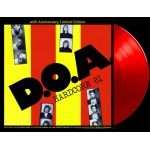 DOA - Hardcore 81  40th Anniversary LP Red
