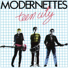 Modernettes - Teen City LP
