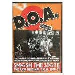 DOA - Smash The State DVD