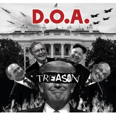DOA - Treason CD