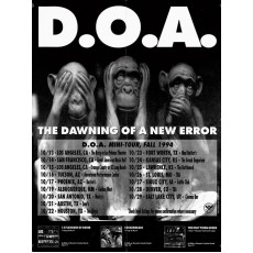 Dawning Of A New Error Poster