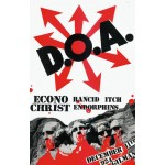 DOA Rancid Econo Christ Poster