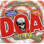 DOA - Festival of Athiests CD