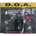 DOA - It's Not Unusual CD-EP