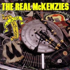 The Real McKenzies - Clash of the Tartans LP