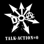 DOA - Talk - Action = 0 LP