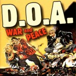 DOA - War and Peace CD