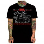 DOA - War on 45 T-Shirt Black.