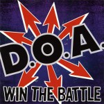 DOA - Win the Battle CD